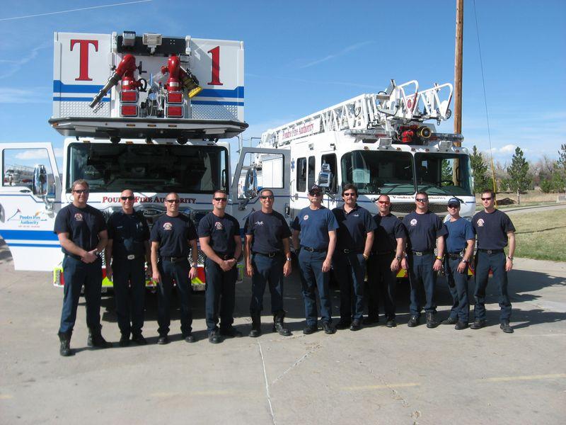 A shift truck crews 001